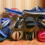 Hausschuhe aufbewahren – die besten Ideen