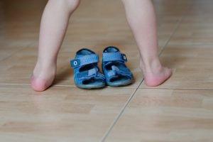 Die ersten Kinder-Hausschuhe – worauf ist zu achten?