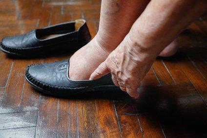 Wenn der Schuh drückt – was tun?